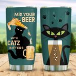 Cat Beer KD2 MAL0610008 Stainless Steel Tumbler