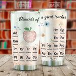Elements Of A Great Teacher KD2 MAL0610010 Stainless Steel Tumbler