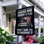 Veteran MDA0710033 Flag