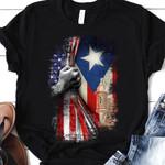 Puerto Rico THV0810014 Classic T Shirt