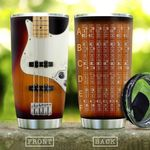 Guitar Lover Chord KD2 HAL0810017 Stainless Steel Tumbler