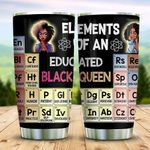 Elements Of An Afro Women KD2 MAL0810015 Stainless Steel Tumbler