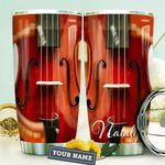 Violin KD4 Personalized HHA0810034 Stainless Steel Tumbler