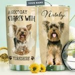 Yorkshire KD4 Personalized HHA0810035 Stainless Steel Tumbler