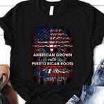 Puerto Rican Roots THV0910013 Classic T Shirt