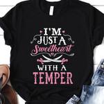 Skull Sweetheart THV0910014 Classic T Shirt