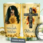 BW Faith KD4 Personalized HHA0910001 Stainless Steel Tumbler