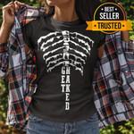 Skull Body KD2 HNM0910009 Classic T Shirt