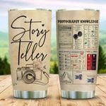 Camera Tell Your Story KD2 MAL1210011 Stainless Steel Tumbler