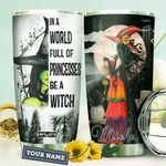 Witch Personalized HHA1310019 Stainless Steel Tumbler