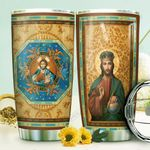 Jesus Eastern Orthodox HTR1410031 Stainless Steel Tumbler