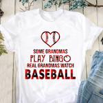 Baseball Grandma TAR1410019 Classic T Shirt