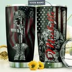 Veteran Personalized HTR1310014 Stainless Steel Tumbler