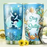 Dolphin Personalized DNE0610007 Stainless Steel Tumbler