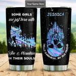 Hiking Girls Personalized KD2 DHL1710011 Stainless Steel Tumbler