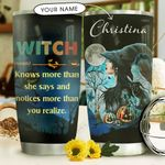 Witch Personalized MDW1610034 Stainless Steel Tumbler