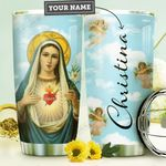 Mother Mary KD4 Personalized MDA1210039 Stainless Steel Tumbler