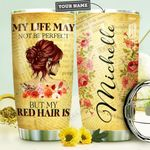 Redhead Personalized HTR2909025 Stainless Steel Tumbler