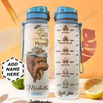 Octopus Personalized HHE0210010 Water Tracker Bottle