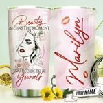 Makeup Beauty Personalized THV1410008 Stainless Steel Tumbler