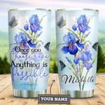 Faith Personalized HHE2809020 Stainless Steel Tumbler