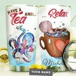 Octopus Personalized HHE0210005 Stainless Steel Tumbler