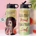 BW Music KD4 Personalized MDA1510014 Stainless Steel Bottle With Straw Lid