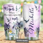 Faith Personalized HHE2809021 Stainless Steel Tumbler