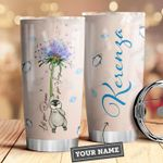 Dandelion Penguin Personalized HAH0110009 Stainless Steel Tumbler
