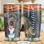 Pitbull Personalized MDA2809015 Stainless Steel Tumbler