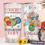 Yarn Personalized HHA1610022 Stainless Steel Tumbler