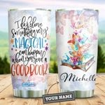 Butterfly Book Personalized HTR2309008 Stainless Steel Tumbler