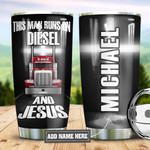 Personalized Trucker Faith NTZ1610019