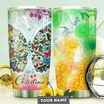 Butterfly KD4 Personalized MDA0710036 Stainless Steel Tumbler