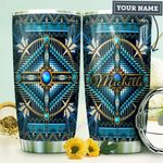Native American Personalized HTQ1710037 Stainless Steel Tumbler