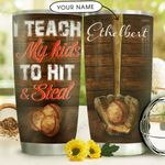 Baseball Personalized DNC1910003 Stainless Steel Tumbler