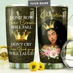 BW KD4 Personalized MDA0310015 Stainless Steel Tumbler
