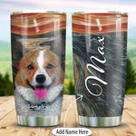 Corgi Personalized MDA2509012 Stainless Steel Tumbler