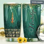 Ocean Personalized HHA0810028 Stainless Steel Tumbler