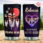 Native Dreamcatcher Personalized KD2 MAL1610011 Stainless Steel Tumbler