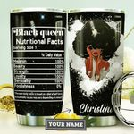 BW KD4 Facts Personalized MDA0210017 Stainless Steel Tumbler
