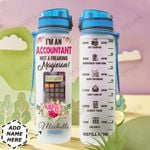 Accoutant Personalized HTR1510001 Water Tracker Bottle