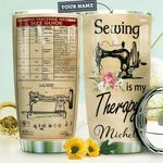 Sewing Personalized HHA0810032 Stainless Steel Tumbler