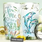 Dolphin Personalized HHE0110011 Stainless Steel Tumbler