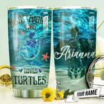 Turtle Personalized THV0710013 Stainless Steel Tumbler