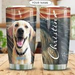 Labrador Personalized MDA2809017 Stainless Steel Tumbler