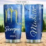 Scorpio Personalized MDA2309009 Stainless Steel Tumbler