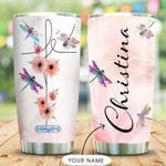 Dragonfly Fe Personalized MDA1809005 Stainless Steel Tumbler