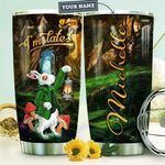 Rabbit Personalized HTQ0810030 Stainless Steel Tumbler