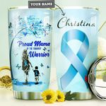 Diabetes Personalized MDA3009015 Stainless Steel Tumbler